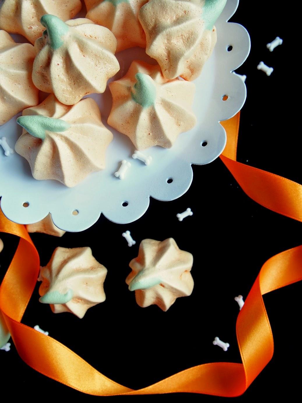 Kurpitsa Marengit – Pumpkin Meringues