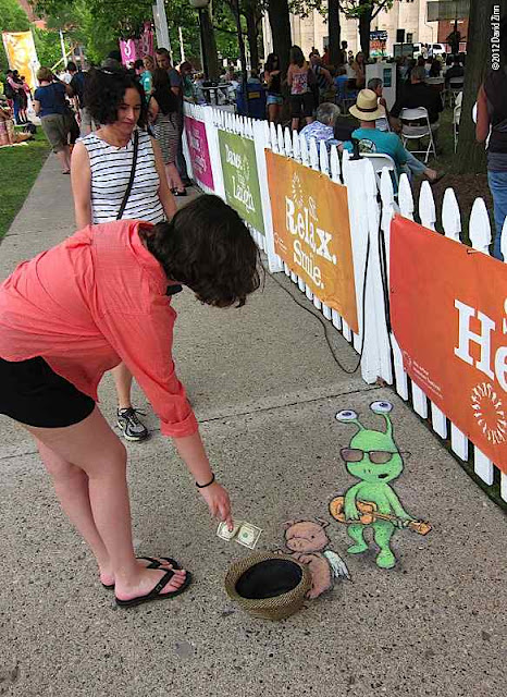 chalk artist 3d - 3d sidewalk drawing