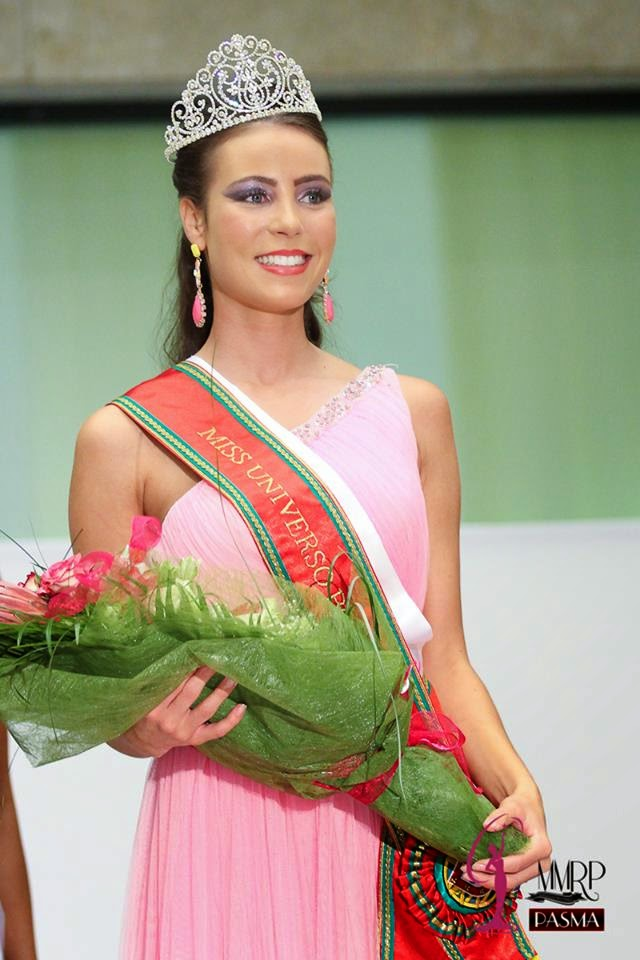 Eye For Beauty Miss Universe Portugal 2014 Is Patricia Da