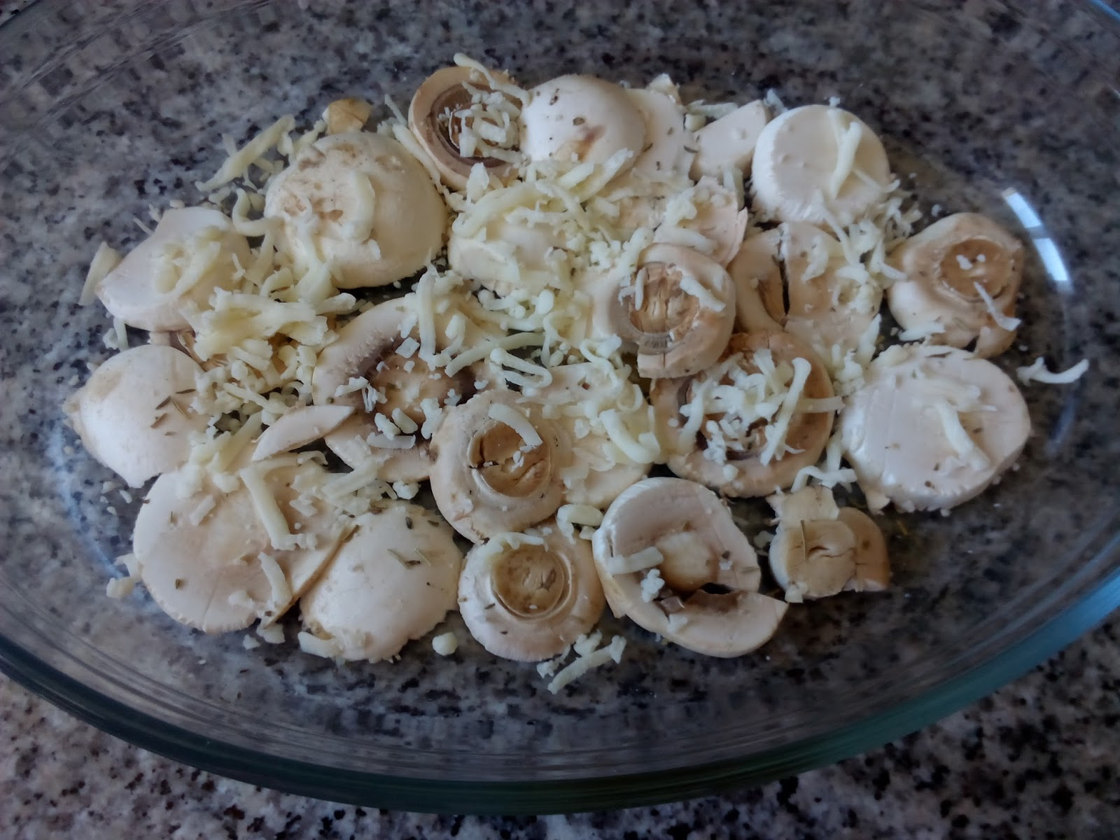 Aquienmisalon champi ones laminados gratinados for Cocinar champinones laminados