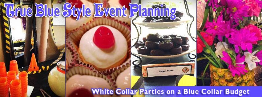 True Blue Style Event Planning