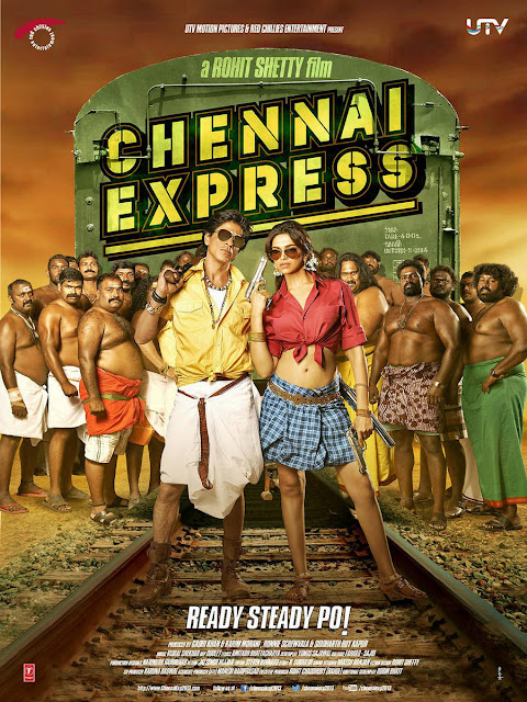 Chennai Express 2013 BluRay 720p 990mb