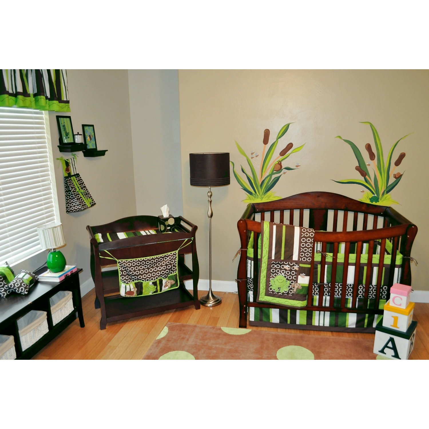Nursery Room Ideas: Animal Nursery Theme Series 1