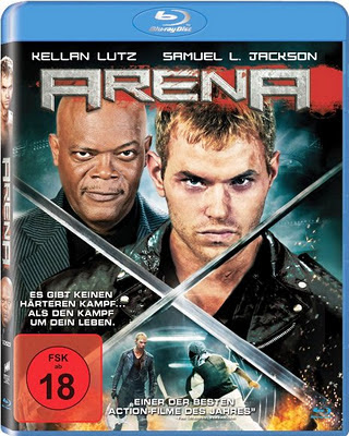 Arena (2011) BRRip 625 MB, arena, arena dvd cover, blu ray dvd cover