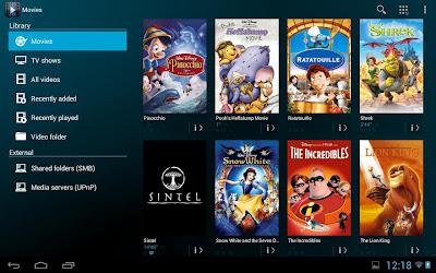 Archos Video Player Terbaru