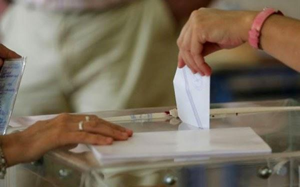 Τί ποσοστά έδωσε στα κόμματα ο Δήμος Αγίων Αναργύρων - Καματερού - Εκλογές 2015