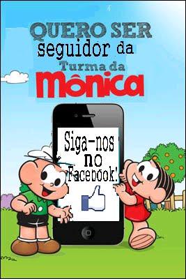 Siga-nós no Facebook