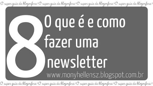 SGB 8# O que é e como fazer uma Newsletter