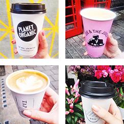 Insta Coffee Reviews #vickytriescoffee