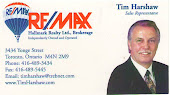 Mississauga Remax Hallmark Realtor Tim Harshaw Mississauga in Mississauga