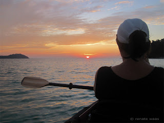 Klepper Seakajak Faltboot im Tarutao Nationalpark Thailand Ko Andang Ko Lipe Ko Tarutao