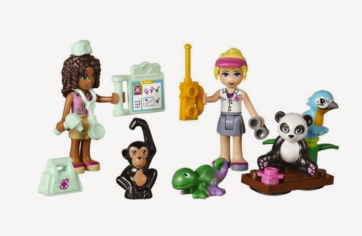 TOYS : JUGUETES - LEGO Friends  41038 Selva : la base de rescate de la jungla   Jungle Rescue Base | producto oficial 2014 | 7-12 años