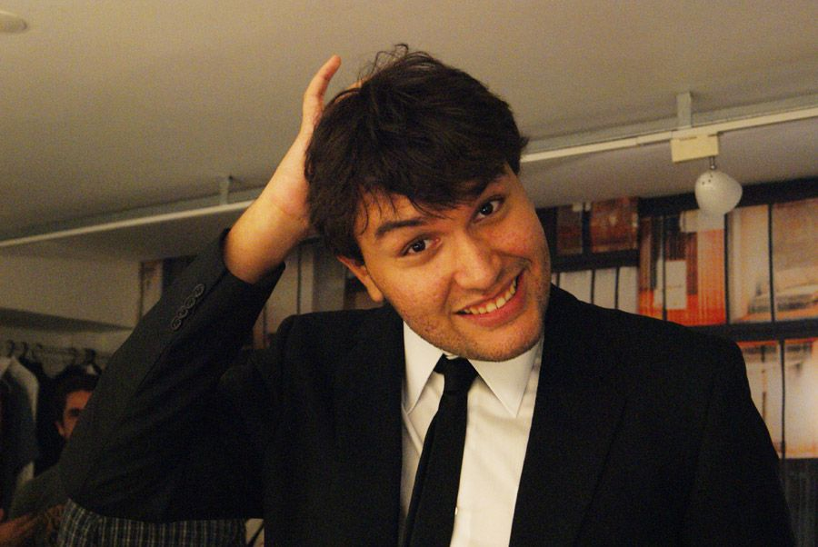 Ronald Rios novo CQC