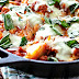 How To Make Healthy Skillet Lasagna With Spicy Sauce