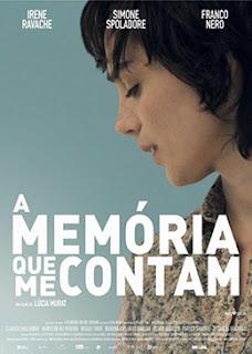 """Poster do filme """"A Memória Que Me Contam"""""""