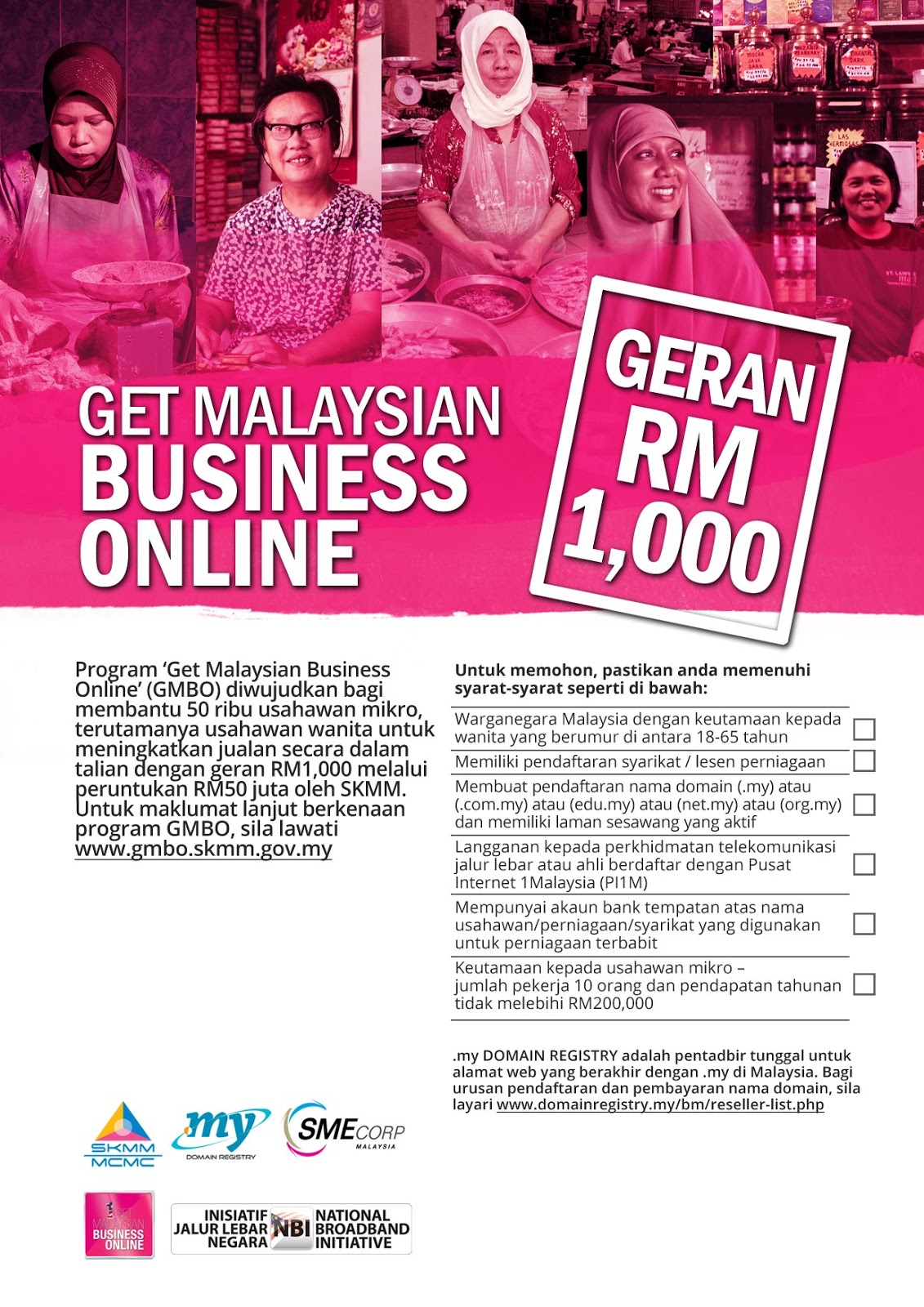 how to sell things online in malaysia