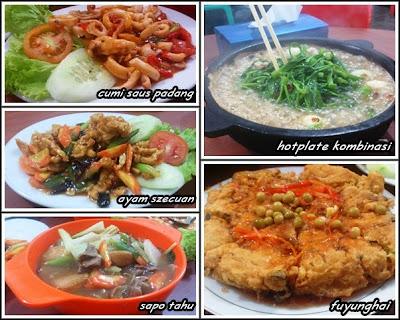 seafood 99 pecenongan jakarta pusat