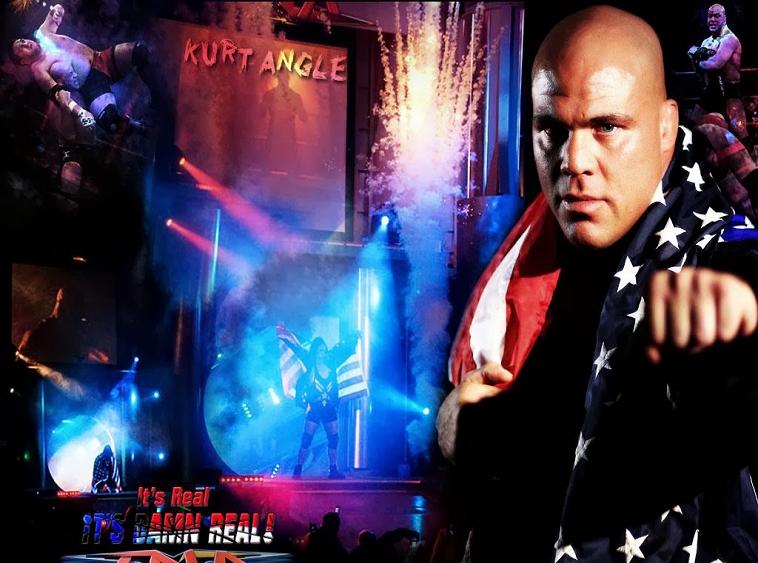Kurt Angle Hd Free Wallpapers