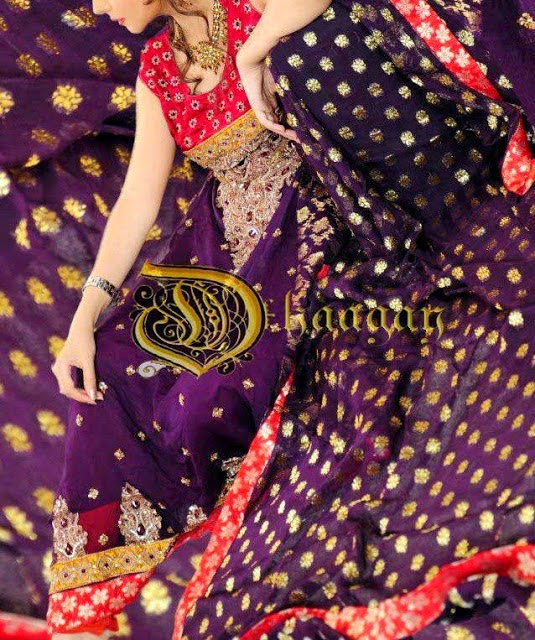 Stylish-Party-Wear-Collection-by-Dhaagay