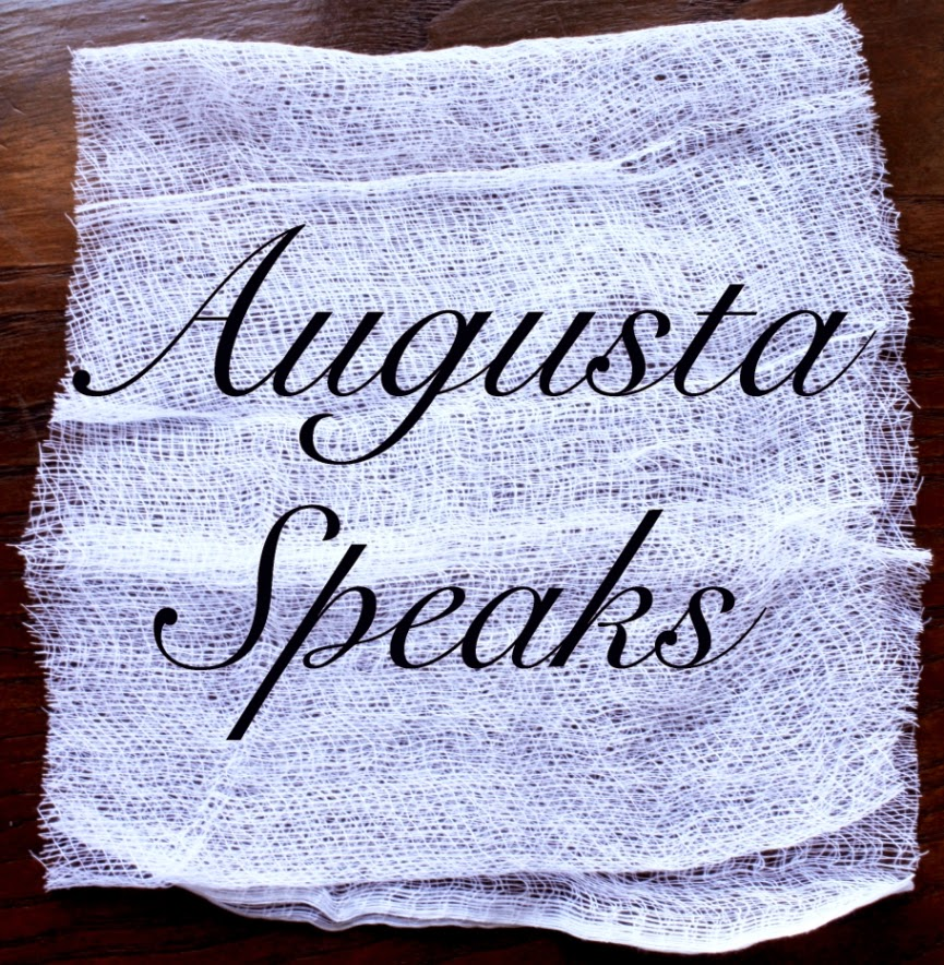 Augusta Speaks