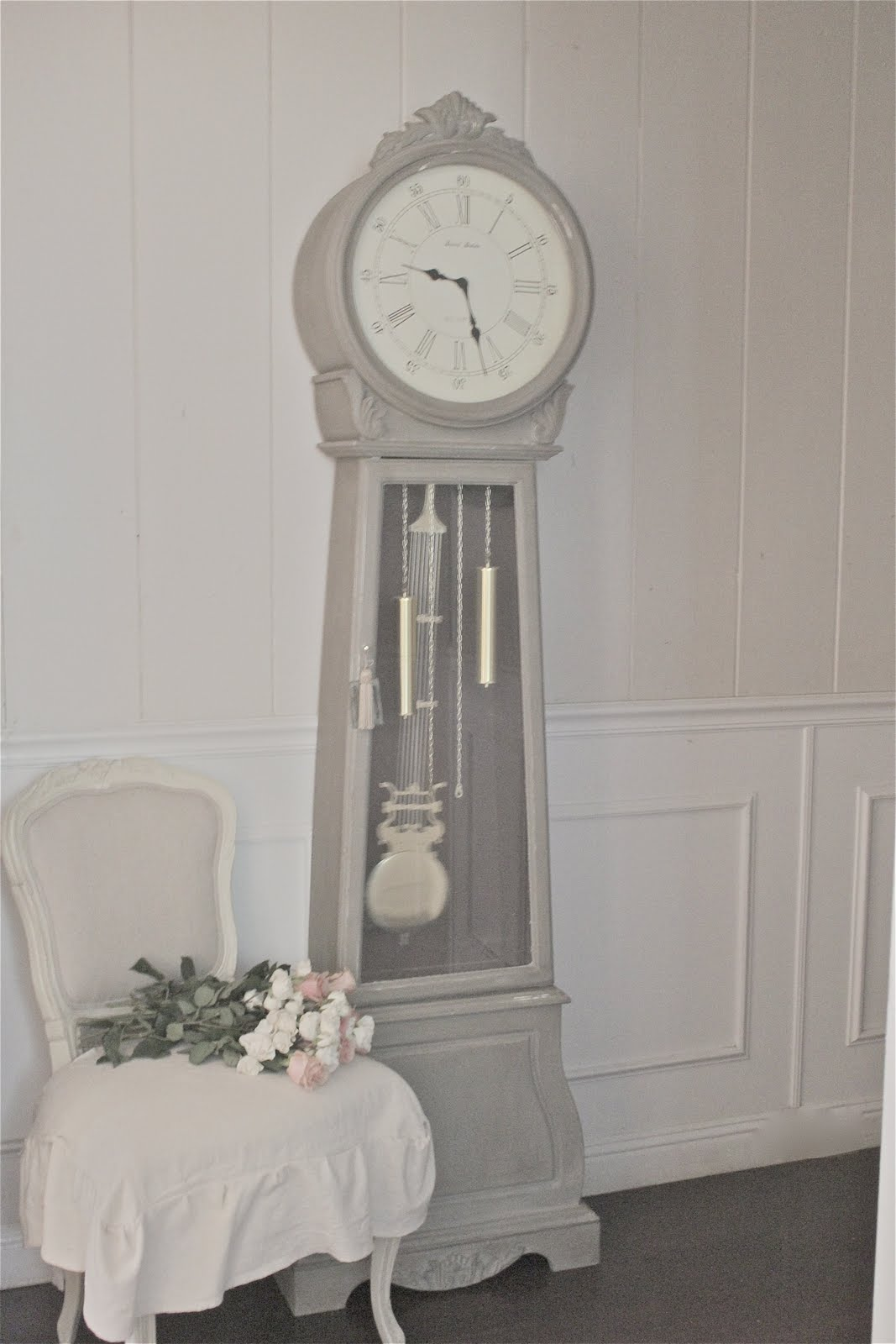 Swedish Clock Reproduction Swedish Clock Love French Country Cottage