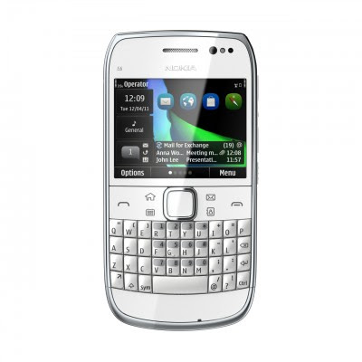 new Nokia E6 Smartphone review