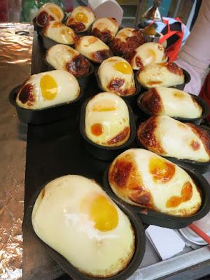 Korean Street Food Egg Bread Gyeranbbang