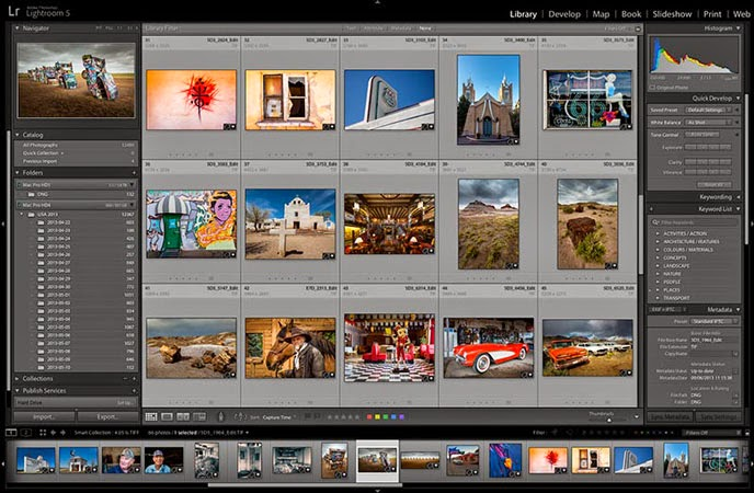 lightroom latest version
