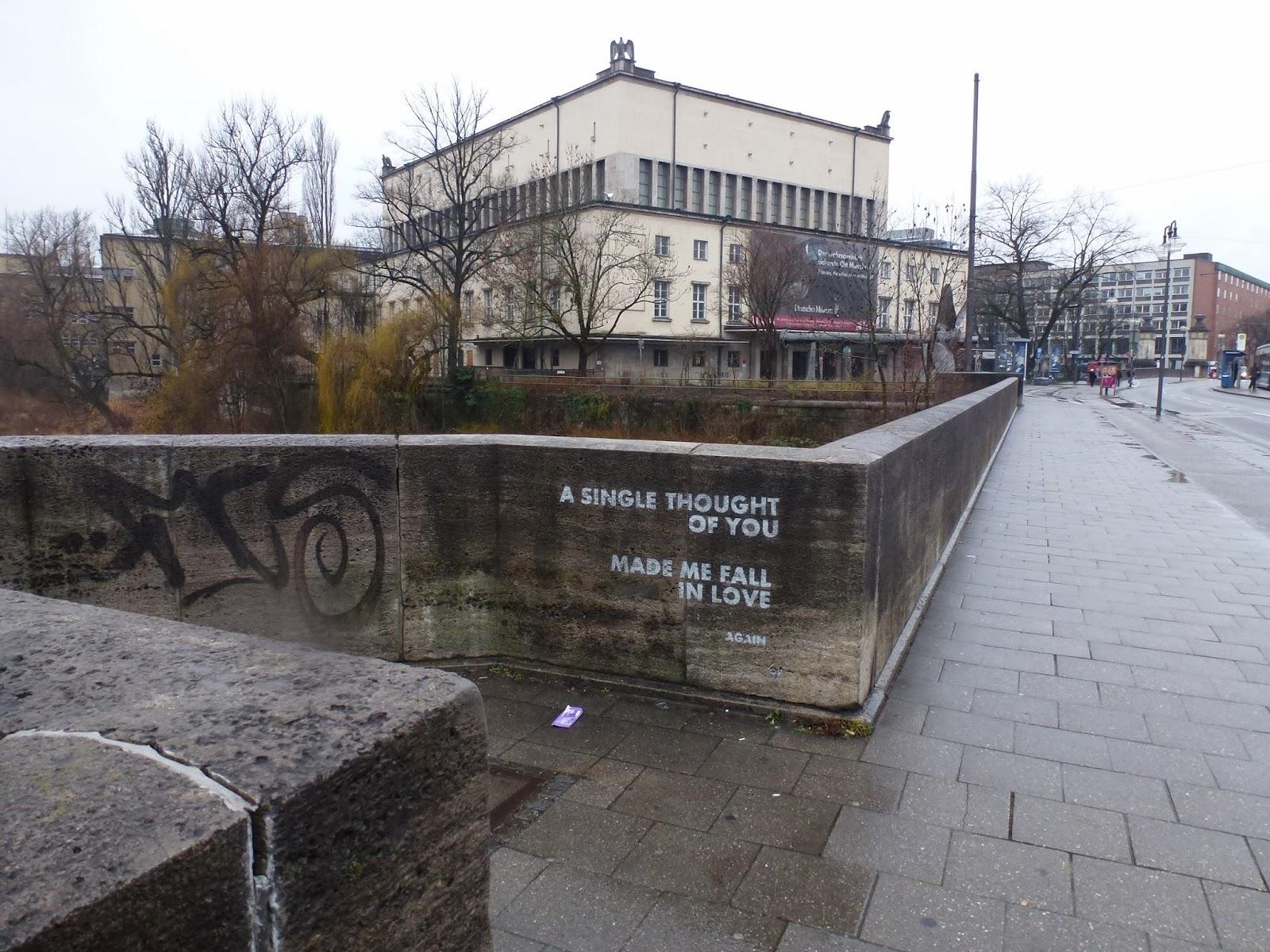 Streetart, Stencil, Lyrics, Texts