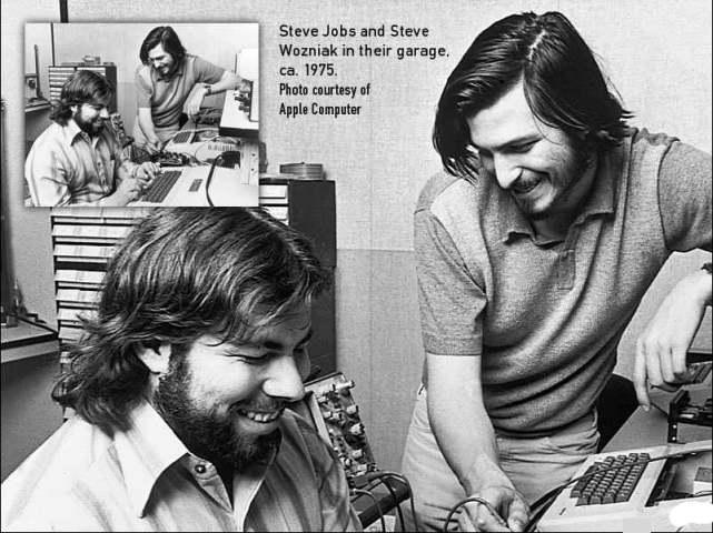 Beginning Of Apple Computers Garage : Atozinfos