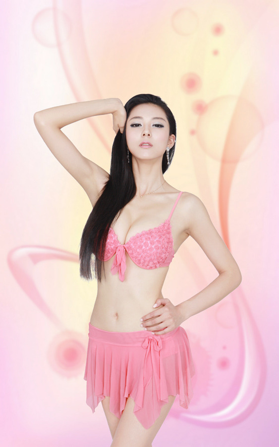 Chinese Celeb Super Model Ai Shangzhen-01