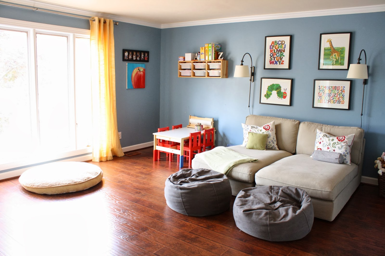 Playroom Living Room Fantastic Playroom Ideas By Designer Trapped In A Lawyers Body