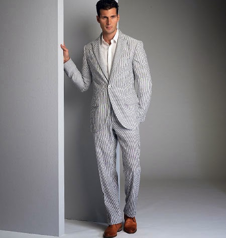 Mens Week : Making a suit day 1