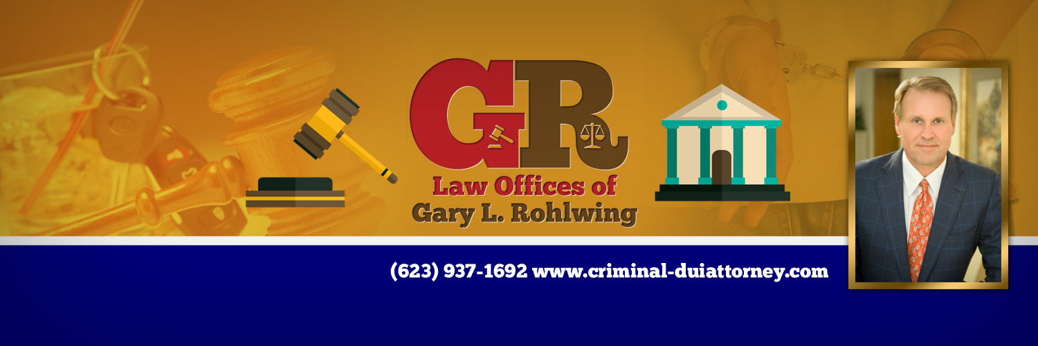 Law Offices Of Gary L Rohlwing Attorney in Glendale, Az