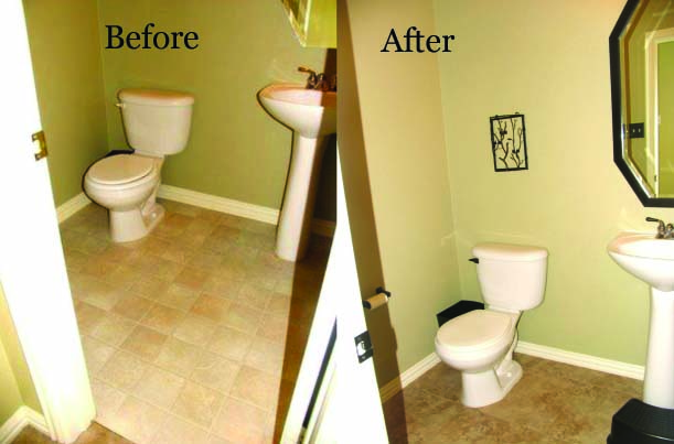 Powder Bath Renovation