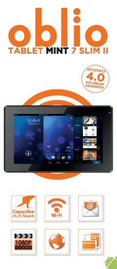 Tablet Mint 7 Slim II