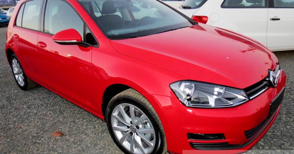 Oficial: Volkswagen aumenta preço do Golf 2015 em abril