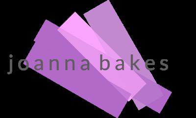Joanna Bakes
