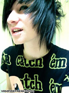 The new emo hairstyles Boys 2011