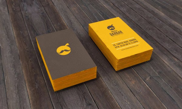 Effective Restaurant Business Card Design Ideas Jayce O Yesta