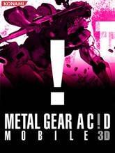 Metal Gear Acid 2 - Jogos Java