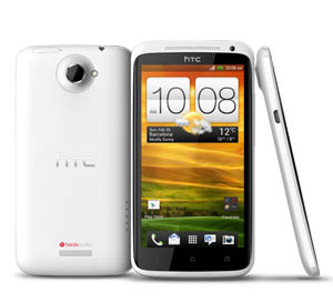 HTC One X Smartphone 2012