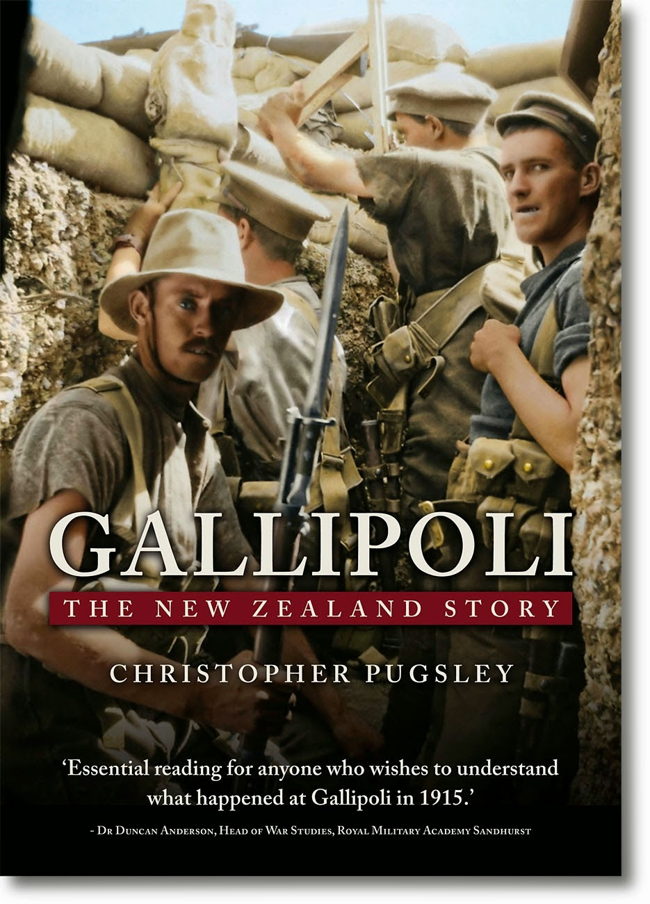Gallipoli - The New Zealand Story