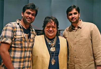 Director Ali Abbas Zafar, Bappi Lahiri & Music Director Sohail Sen
