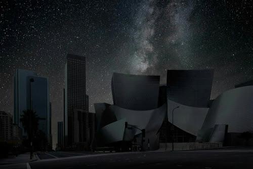 8 imagens das noites sem poluição luminosa