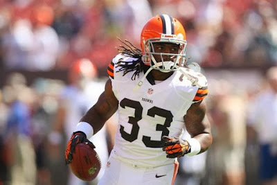 trent richardson traded