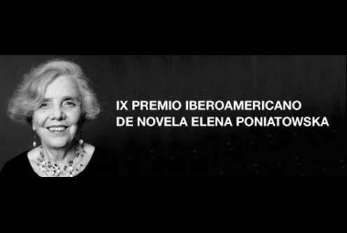 IX Premio Iberoamericano de Novela Elena Poniatowska
