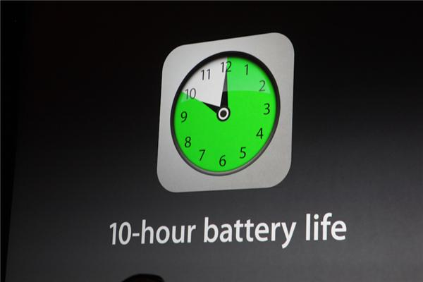 iPad Mini battery Life
