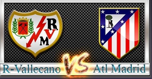 Rayo Vallecano vs Atletico Madrid