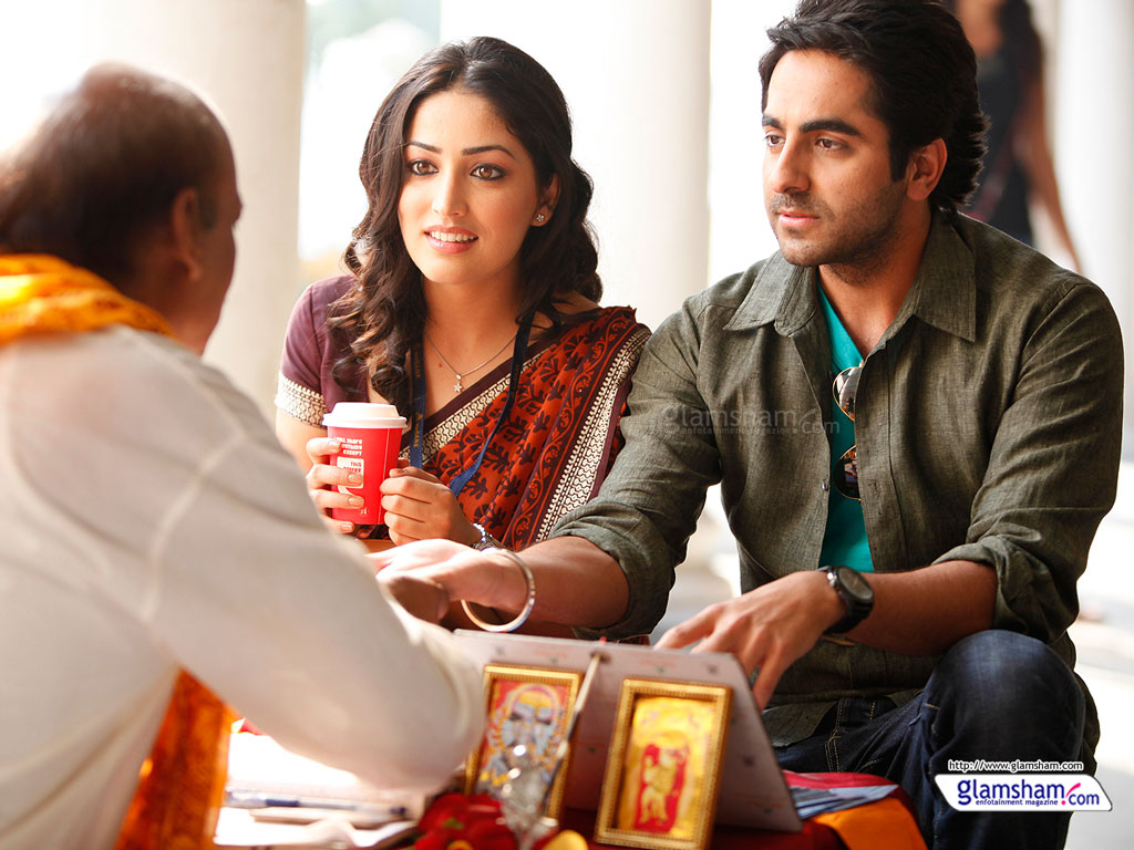 Vicky donor wallpaper